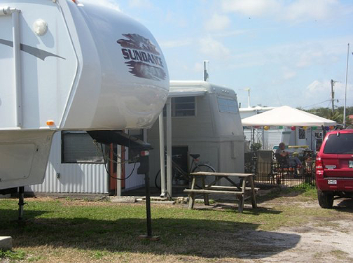 Summer Breeze RV Park At Okeechobee Florida United