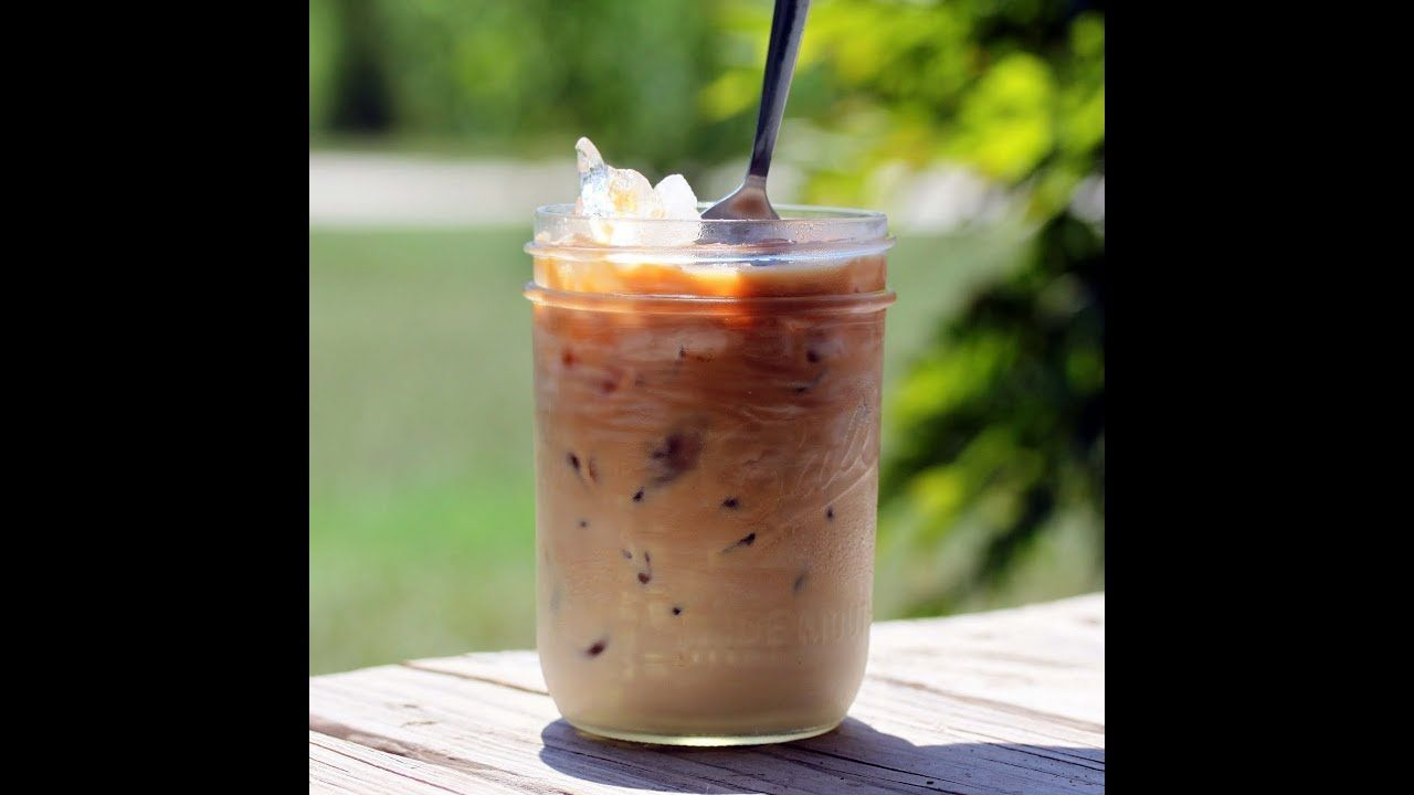How to make quick and easy iced coffee the best iced