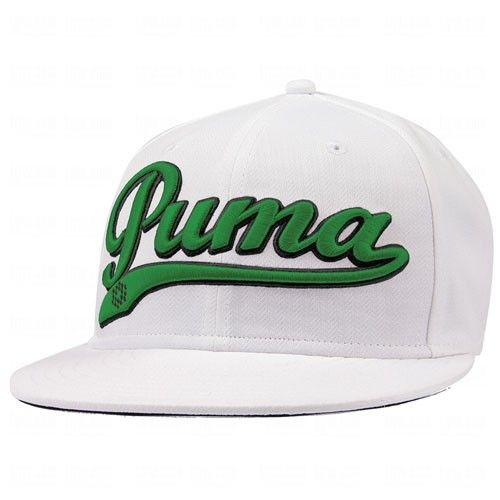 Puma Script Cool Cell Snapback Hat - Hats   Visors - Apparel - Puetz Golf  Visors fdeb3901e734
