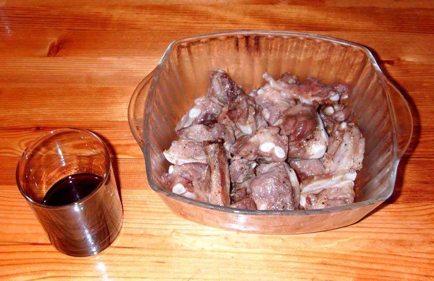 все блюда из свиных хрящей рецепты с фото случае откажется