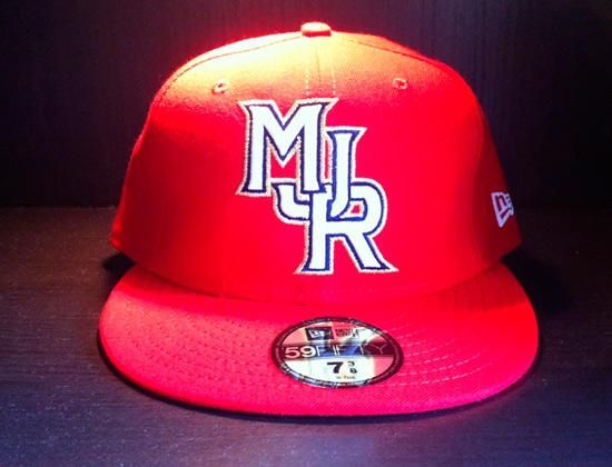 MAJOR DC x NEW ERA「Home Team」59Fifty Fitted Baseball Cap