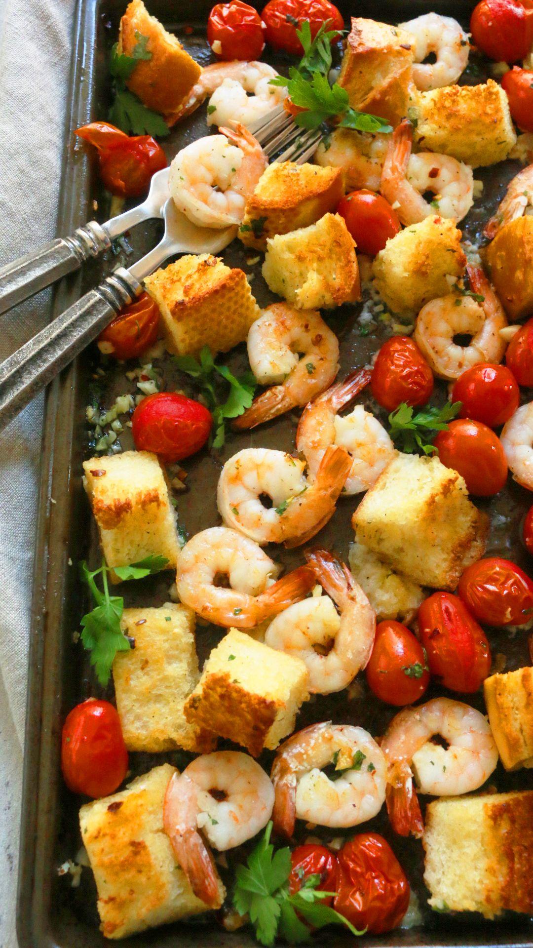 Crispy Breaded Shrimp. A fuss free, easy and quick recipe ...   Breaded Shrimp Dinner Ideas