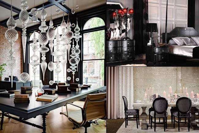 Gothic culture design round table dining colour - Google Search ...