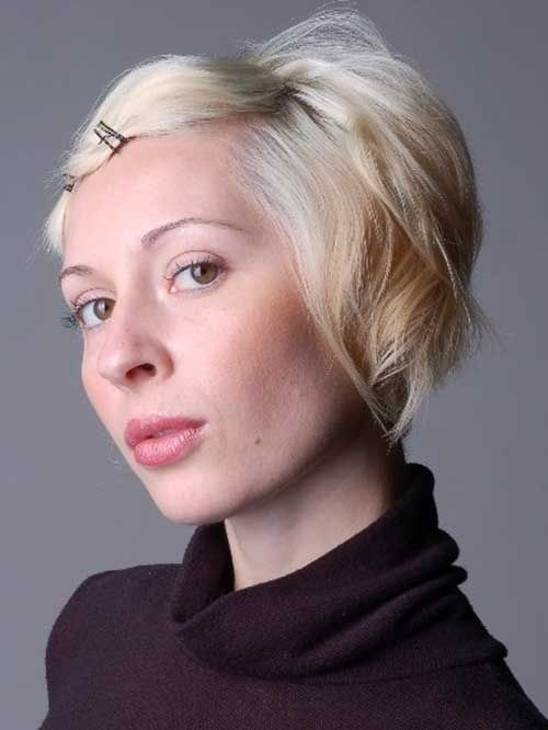 10 Short Hairstyles With Bobby Pins Hair Style Techniques