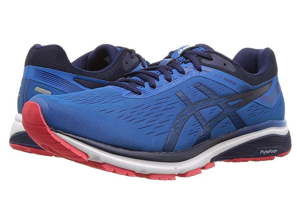 d34f4d1574 ASICS GT-1000 7 (Race Blue/Peacoat) Men's Running Shoes. The ASICS ...