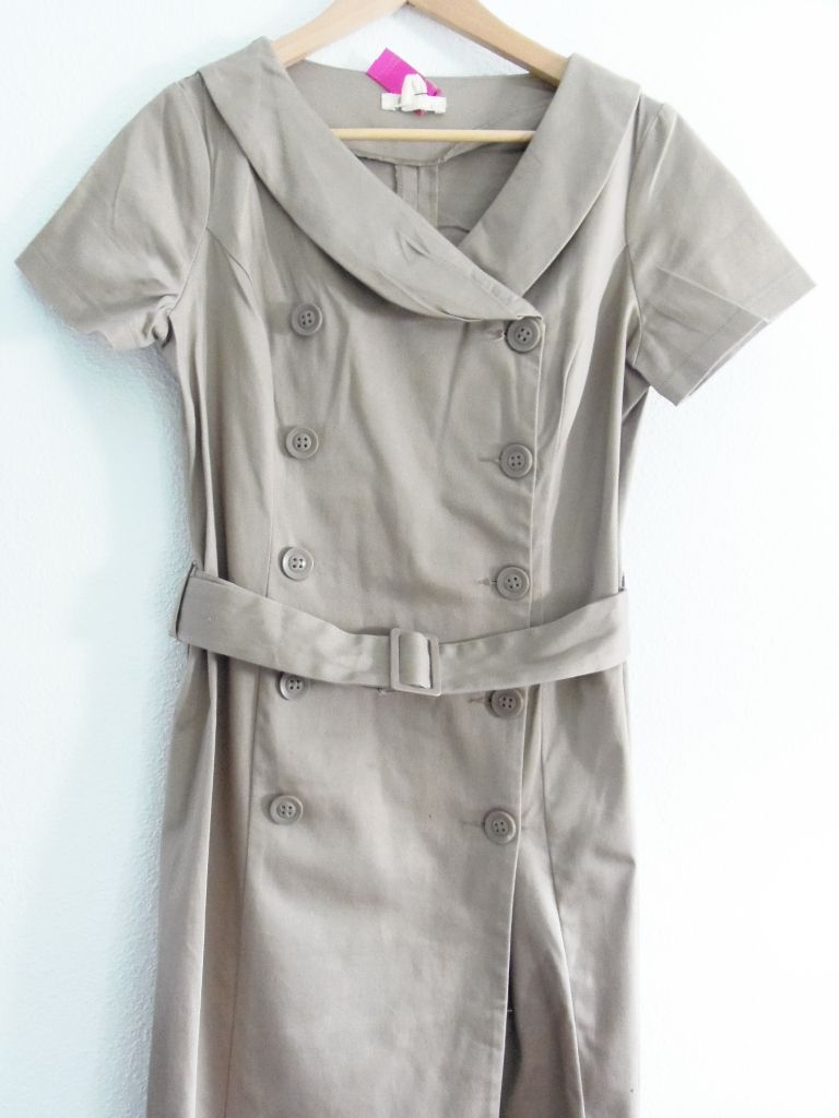d51f570e939 Vestido Sfera Talla 42 15€ Color   beis Estado   Muy bueno Bueno (sin