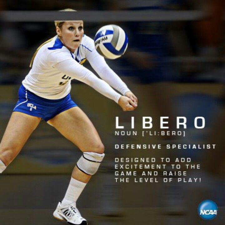 Libero! I remember our team calling it berito because no ...