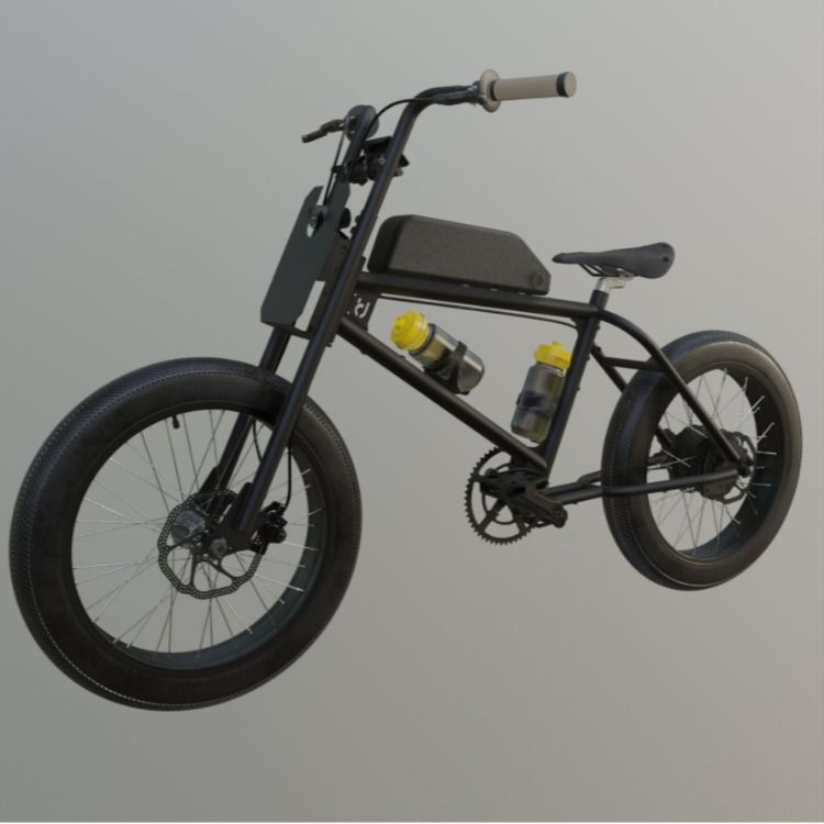 This New Entry Level Electric Bike Will Be The Next Big Thing