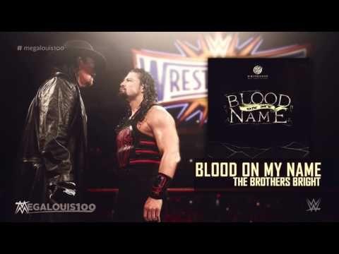Undertaker vs. Roman Reigns Wrestlemania 33 Promo Theme Song -