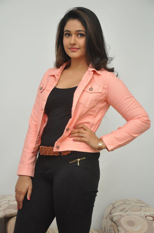 nice Poonam Bajwa latest photos Red leather jacket