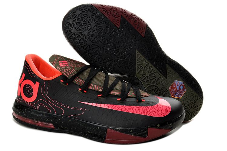 buy popular 78662 3dab5 ... Nike,Fashion Style Roshes ,Discount Yeezy 350 Shoes. Sale Cheap KD 6  Pink Black Brown