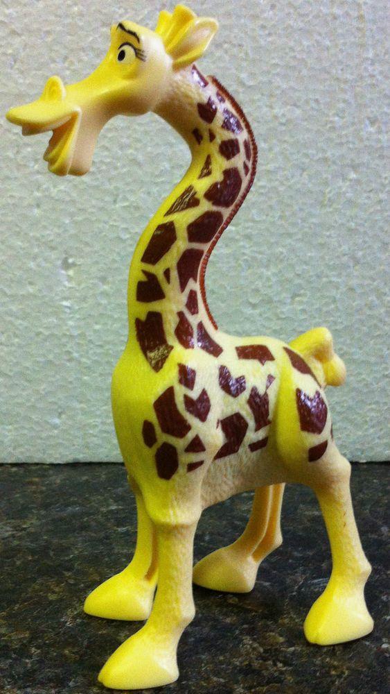 Disney Madagascar Talking Melman Giraffe 5 Quot Figure Cake