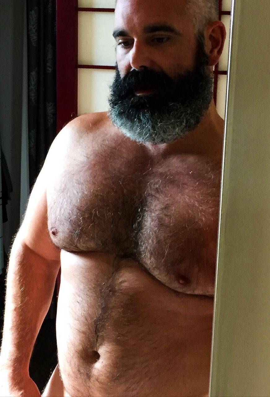 Mature Hairy Daddy Solitude