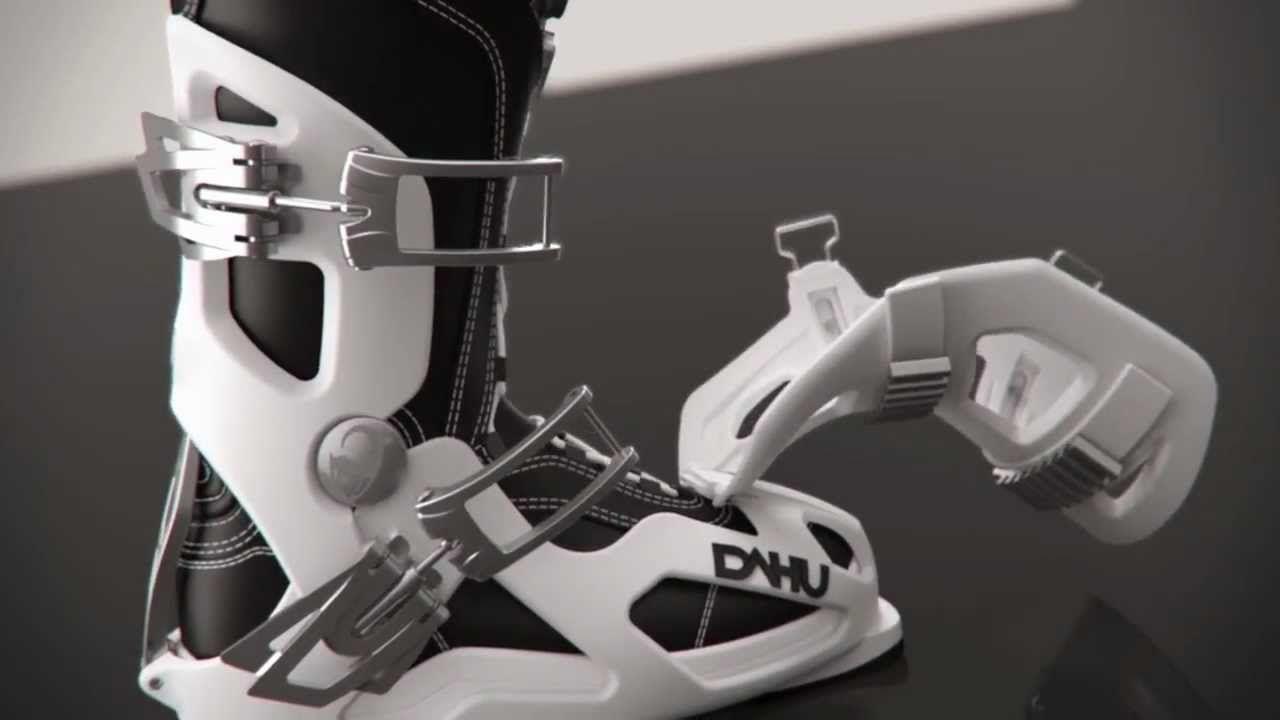 Dahu Ski Boot Ski Boots Skiing Ski Bums