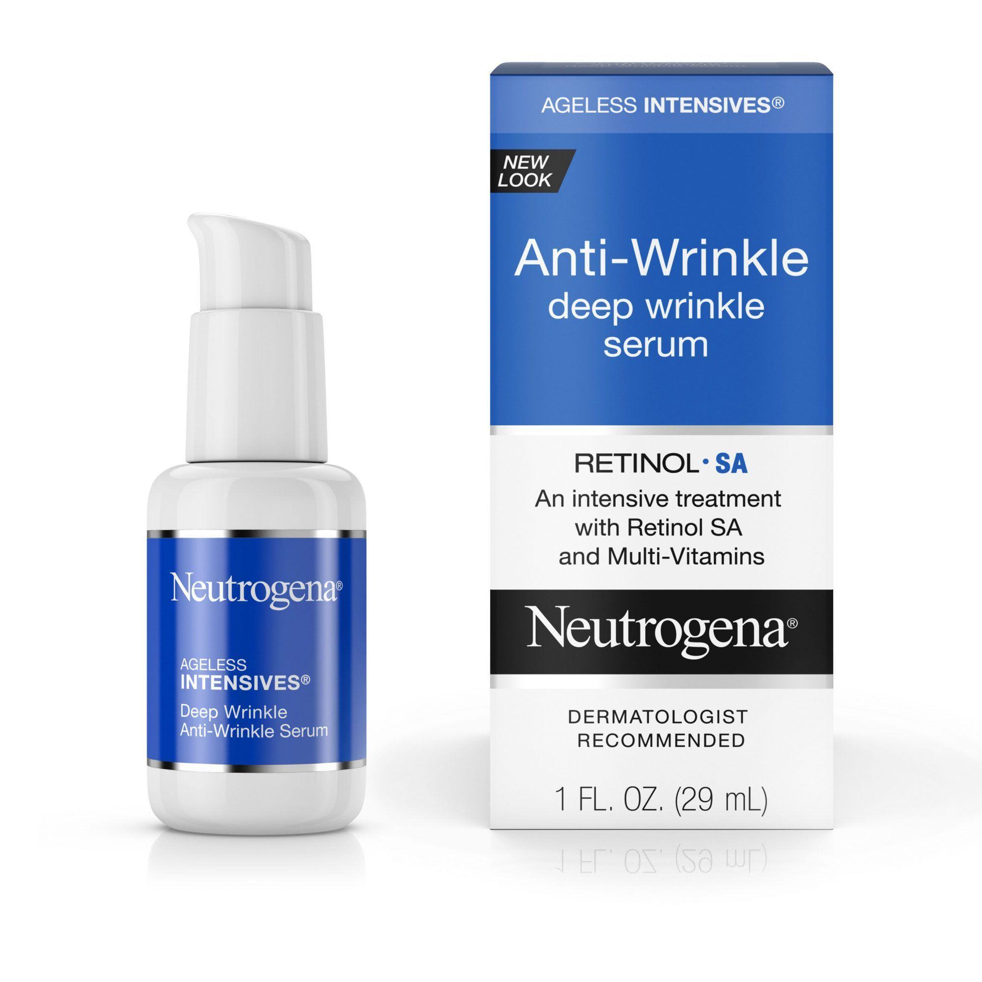 The 15 Best Antiaging Creams And Serums For Aging Gracefully In 2020 Wrinkle Serum Deep Wrinkles Anti Wrinkle Serums