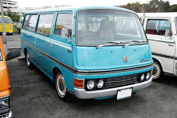 Larry Miller Volkswagen >> Nissan E20   Nissan Caravan   キャラバン、古い車、トラック
