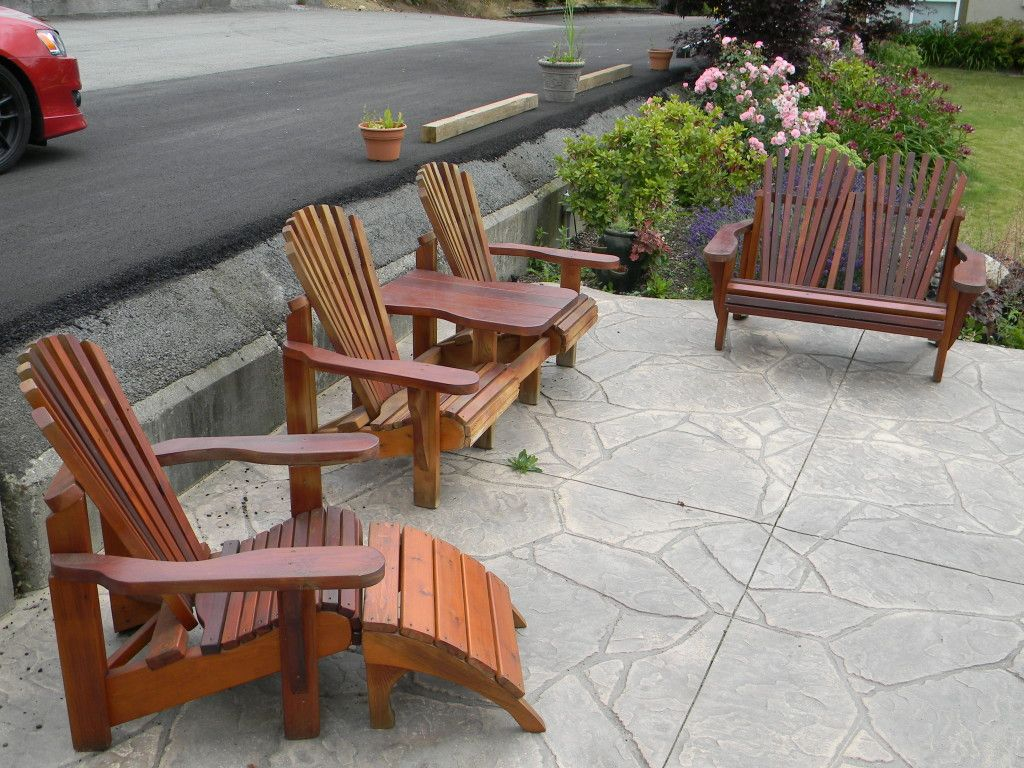 Cedar Patio Furniture Vancouver Bc Patio Ideas Furniture