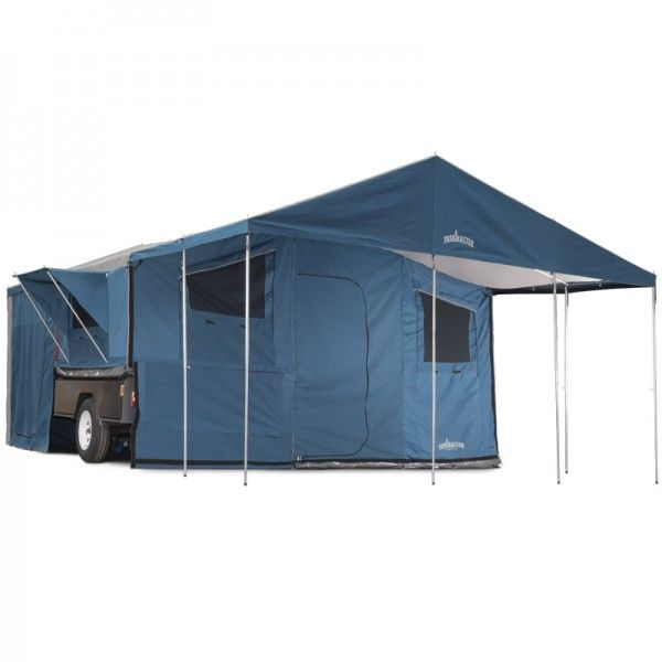 Trekmaster 9ft Tent - 7x4 On Road Trailer The combination of quality Australian designed canvas tents and tough Australian built trailers make Trekmaster ...  sc 1 st  Pinterest & Trekmaster 9ft Tent - 7x4 On Road Trailer The combination of ...