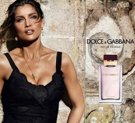ed9c5fbc4 Laetitia Casta for Dolce and Gabbana perfume | ~ Perfume Ads ...