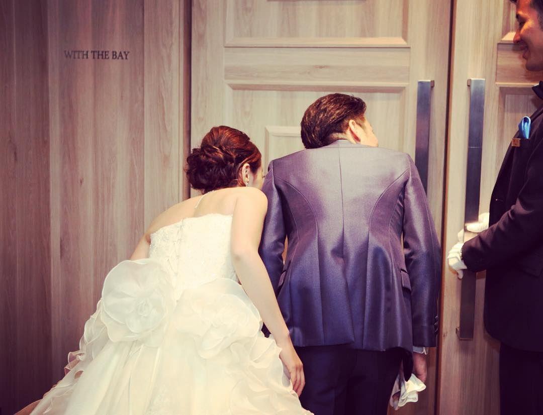 結婚式当日に撮りたい♡素敵な『バックショット』が撮れるおすすめの瞬間まとめ✳︎