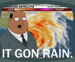 The Most Accurate Forecast For Hurricane Sandy Hurricane Memes Funny Pictures Family Guy