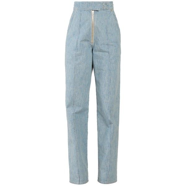 Nuk trousers - Blue Isabel Marant 8u9wE