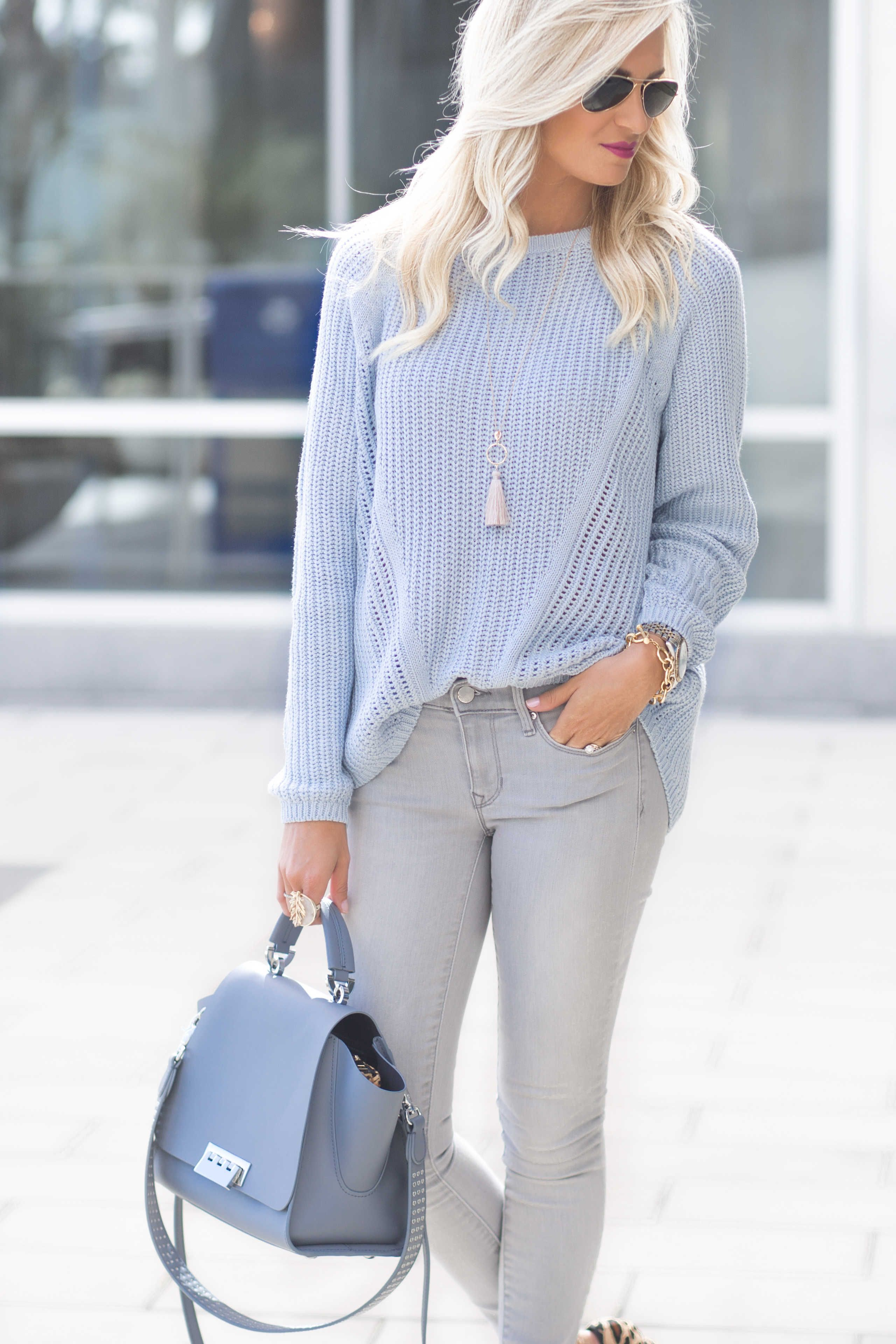 light blue sweater fashion women ideas , Google Search in