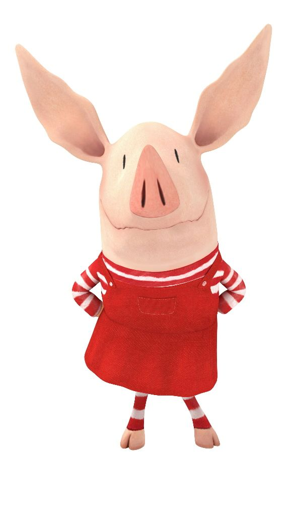 Olivia the pig gets her own nickelodeon series movie tv faves
