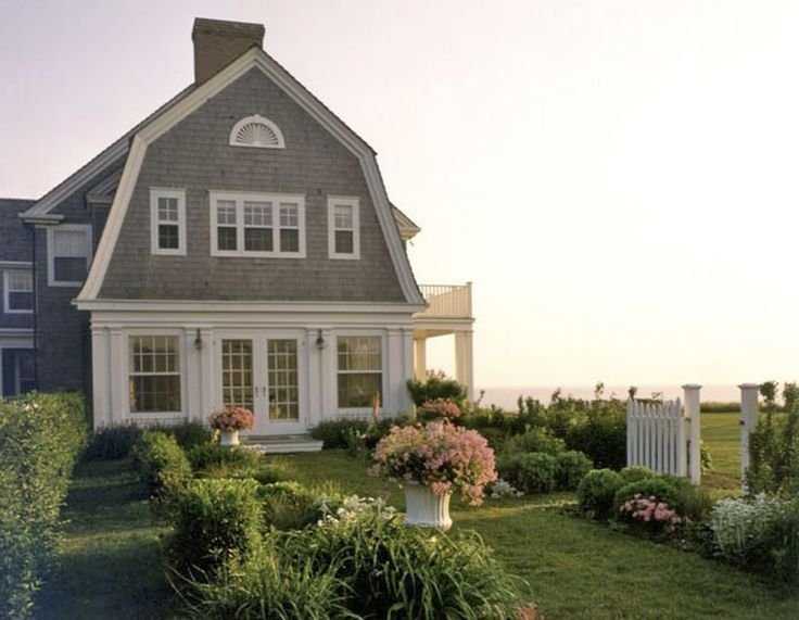 Image result for nantucket style gambrel