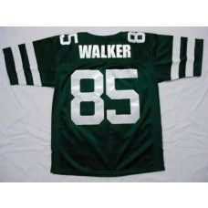 mitchell and ness jets 85 wesley walker green stitched throwback rh pinterest com White Wesley Walker Curtis Martin