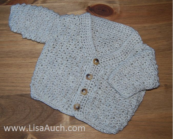My Favourite FREE Crochet Cardigan Patterns and Crochet Sweater ...