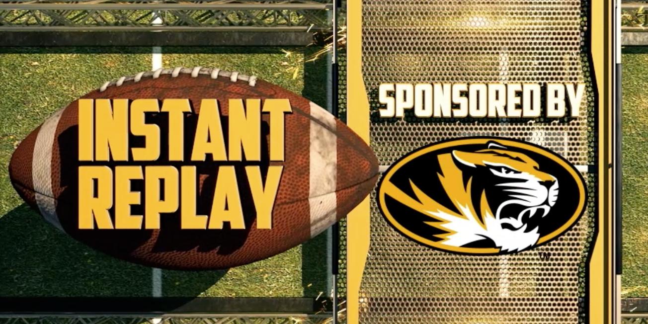 Missouri Football Instant Replay Old Hat Creative Missouri Sports Organization Sports Design