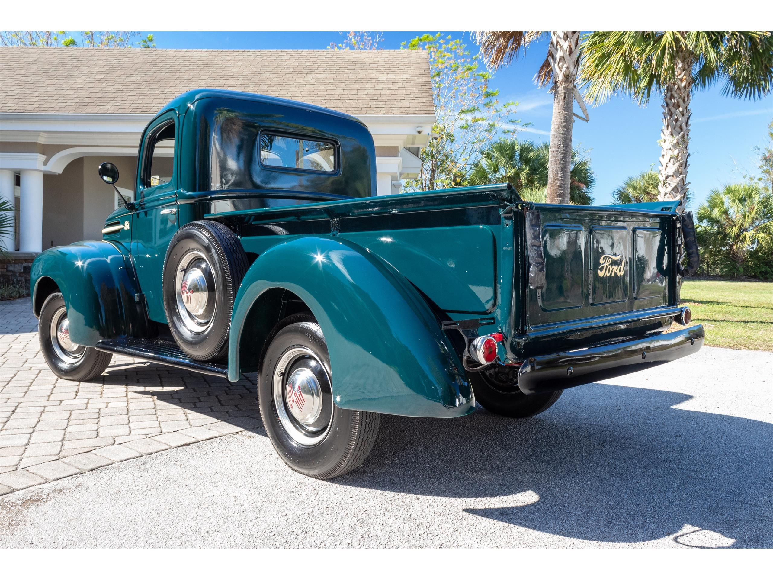 1945 Ford 1 2 Ton Pickup For Sale Listing Id Cc 1168337 Classiccars Com Driveyourdream Classictruck Ford Ford Classic Truck Pickups For Sale