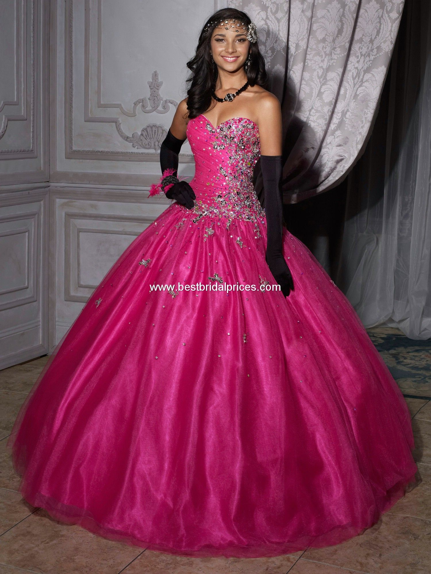 House of Wu Quinceanera Dresses 56206 (color in stock: Purple w ...