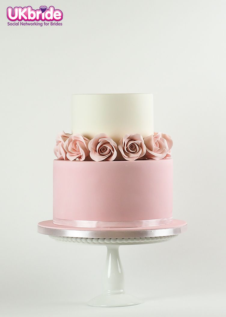 Beautifully simple cake by Rosalind Miller Cakes. This is perfect if ...