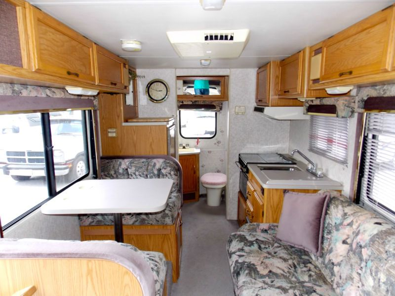 1994 Toyota Winnebago Warrior With Only 49 000 Miles In Rvs Campers Ebay Motors Trailers