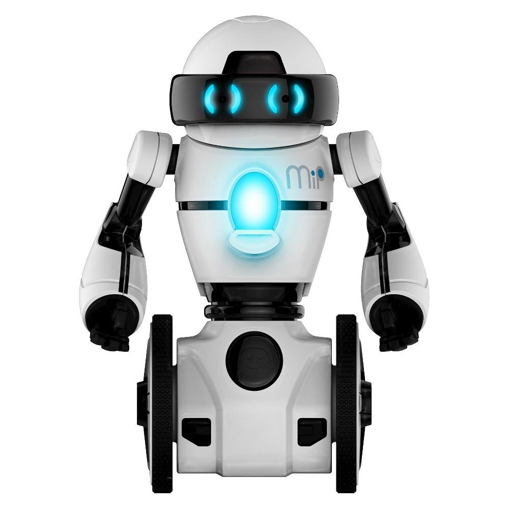 WowWee MiP Robot - White, Remote Control Robot