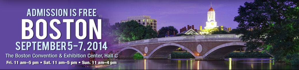 Boston Abilities Expo Event Travel around, In boston