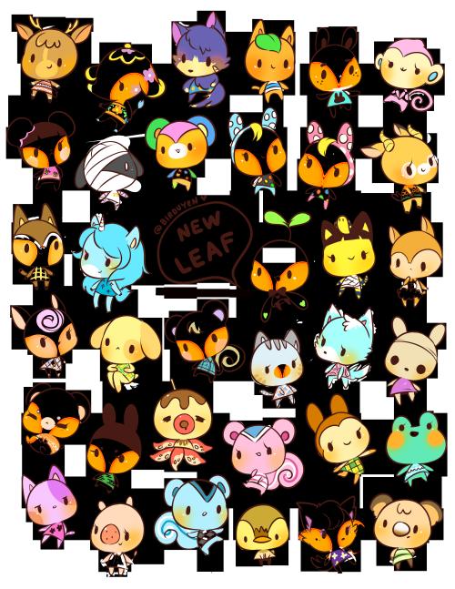 Acnl Stickers Google Search Animal Crossing Fan Art Animal