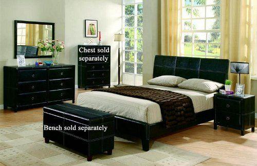 53 Off was $1,56651, now is $72922! 4pc Queen Size Bedroom Set in