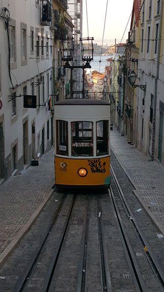 Lissabon - wo unsere Geschichte begann. Erfahre jetzt wie wir zu unserer Selbstständigkeit kamen.