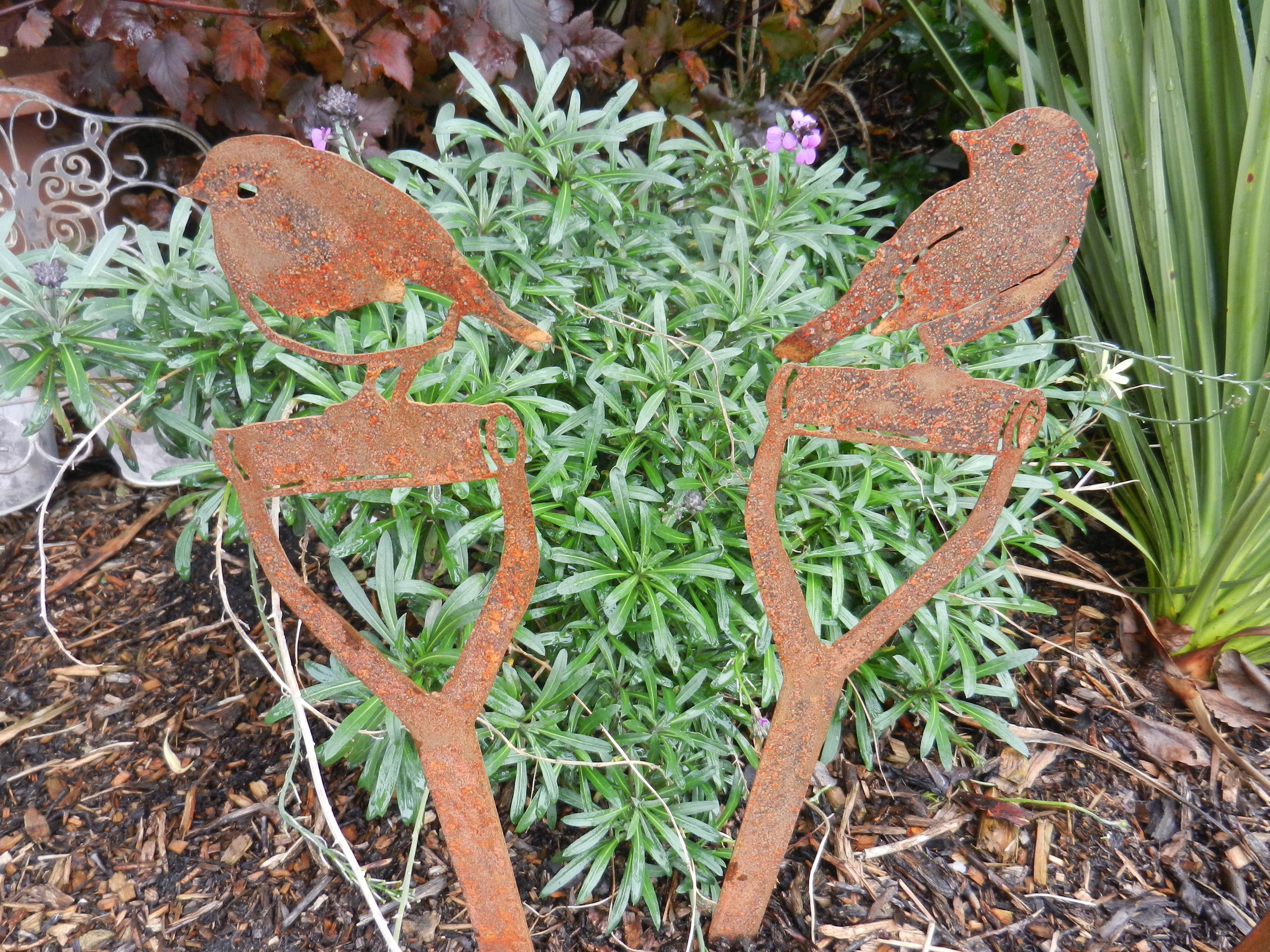 Buy From Etsy Of Www Rustyrooster Co Uk Garden Gifts Metal