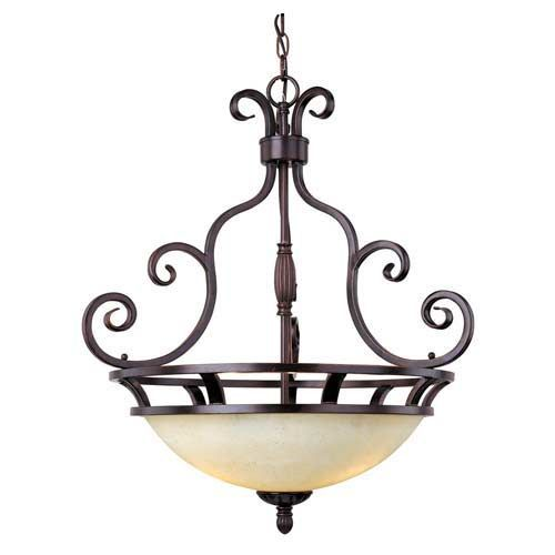 buy the maxim oil rubbed bronze frosted ivory glass direct shop for the maxim oil rubbed bronze frosted ivory glass 3 light wide pendant from the manor