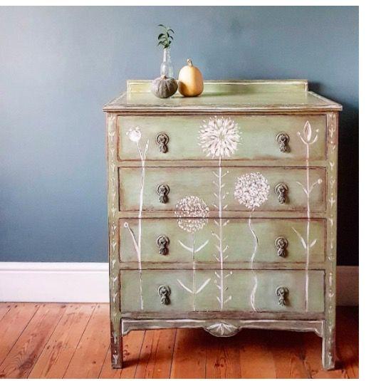 Pin de ideas de colores en manualidades country - Disenos muebles pintados ...