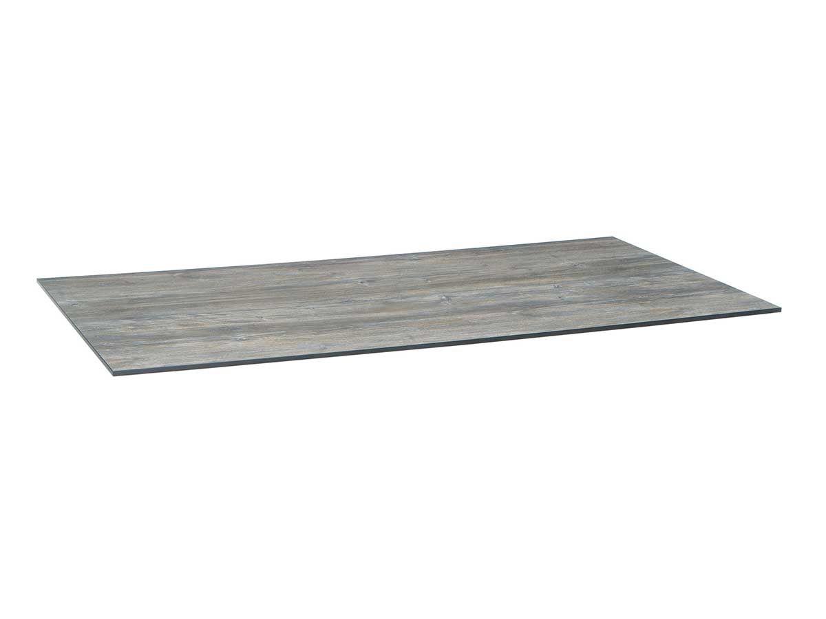 Stern Gartentisch Tischsystem Aluminium Graphit Silverstar Dekor