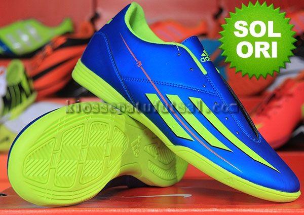 Adidas F5 Biru Strip Hijau Sol Ori Harga 160 000 Kode F5 Biru