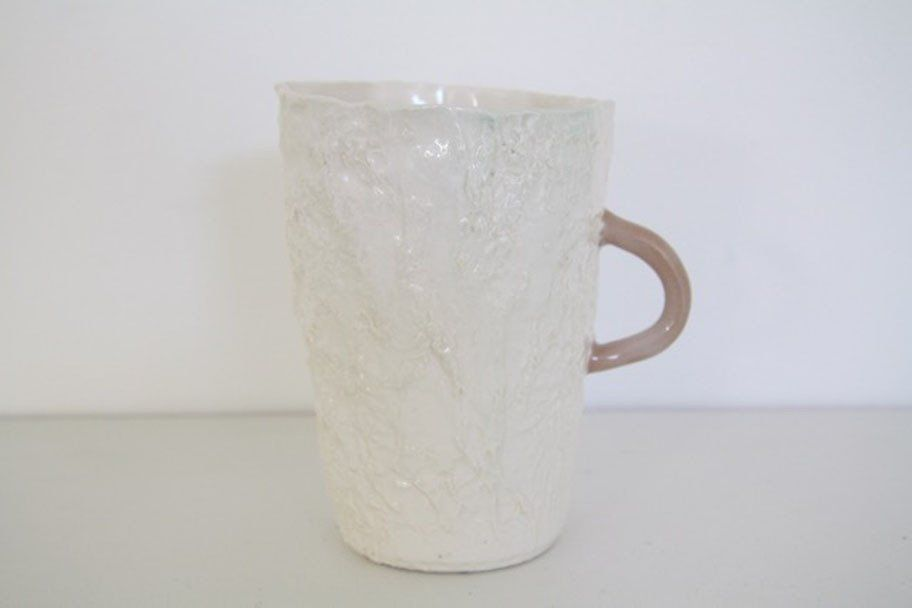 Cup Vase #8 by Kirsten Perry