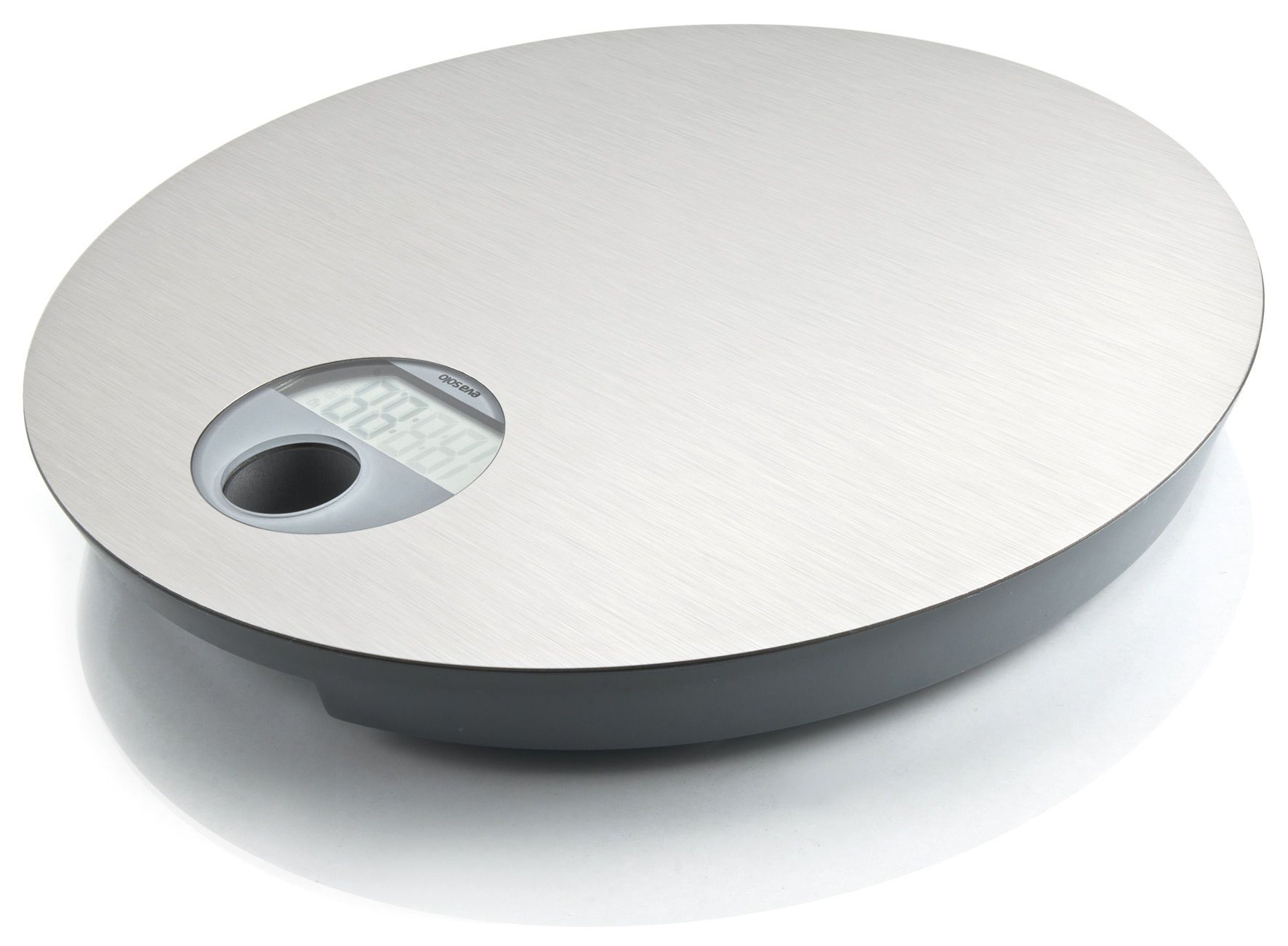 Electronic bathroom scale Steel by Eva Solo