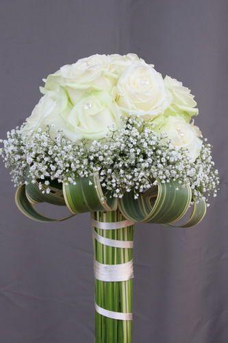 Pin von Karin Fuchs auf Brautstrau  Blumenstrau