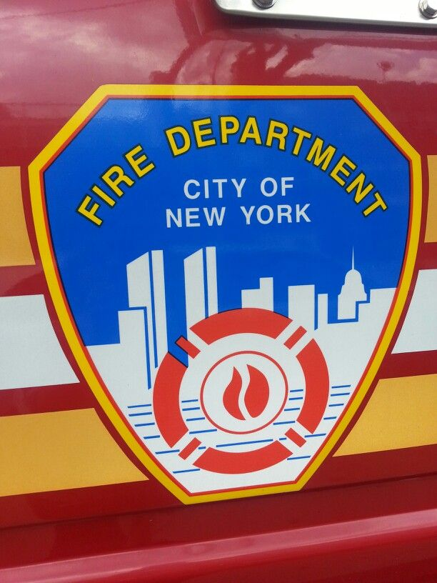 FDNY Primary Colors